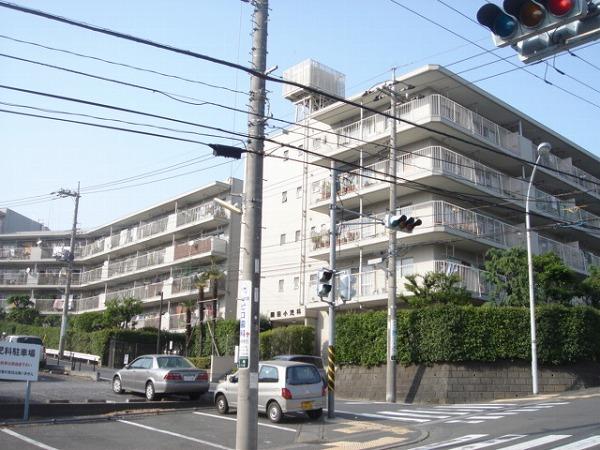 宮前平パームハウス外観写真