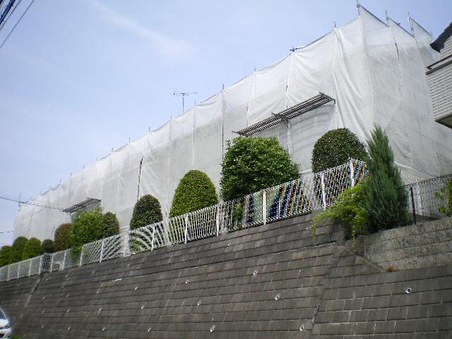 グリーンステージ外観写真