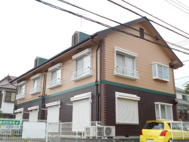 市ヶ尾森ビル弐番館外観写真