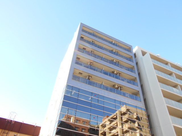 フォーレストセンタービル外観写真