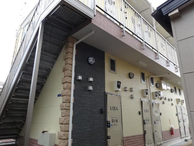ユナイト宮前平ウインザー外観写真