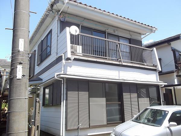 園田アパート外観写真
