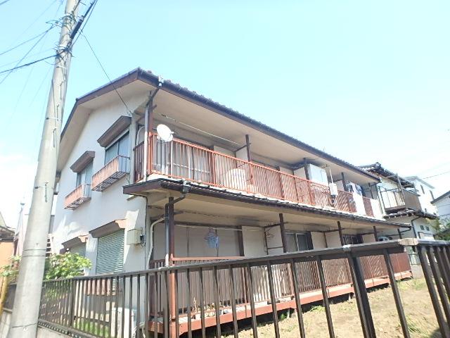 横瀬荘外観写真