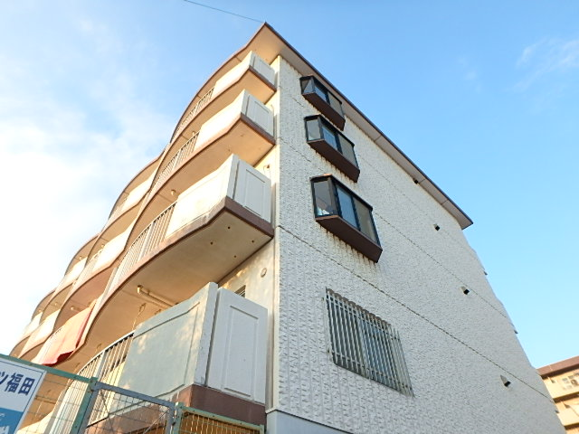 市川クローバーハイツ福田外観写真