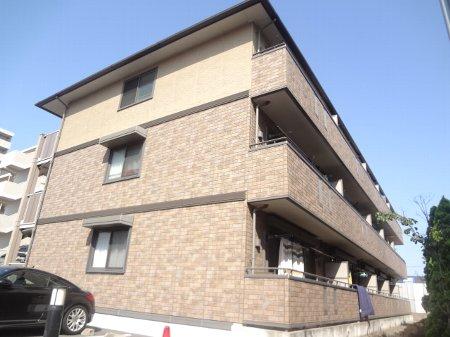 クレインコート弐番館外観写真