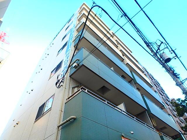 LEO弐拾六番館外観写真