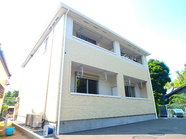 ガーデンハイツ柏井Ⅶ外観写真