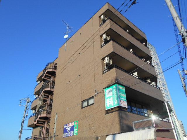 エルパラシオ東松戸外観写真
