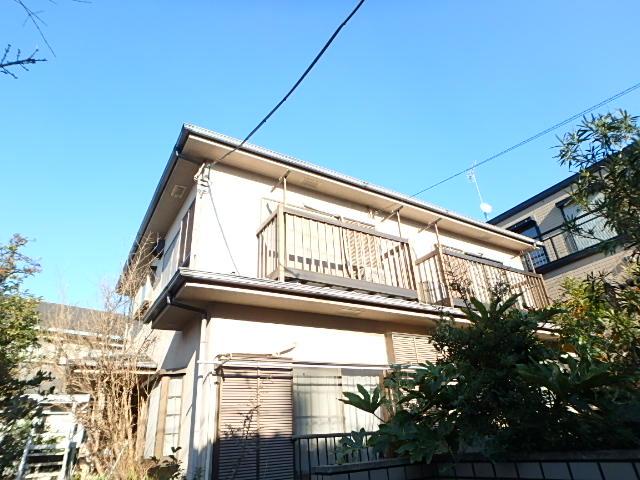 関川アパート外観写真