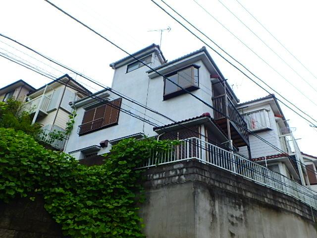 高塚新田戸建て外観写真