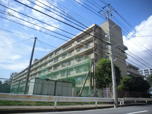 西船橋永谷マンション616外観写真