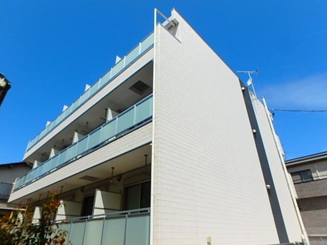 リブリ・船橋法典2 (仮称)外観写真