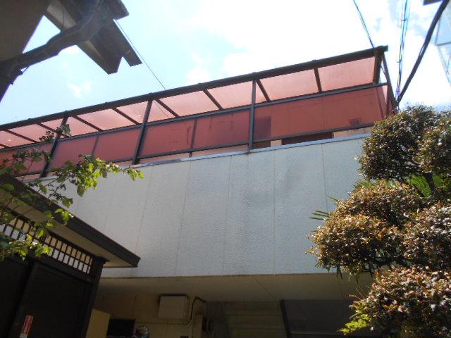 カーサカトレア外観写真