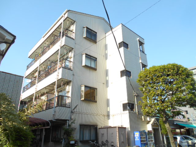 レモンハイツ島田Ⅱ外観写真