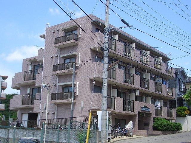パレ・ドール津田沼Ⅱ外観写真