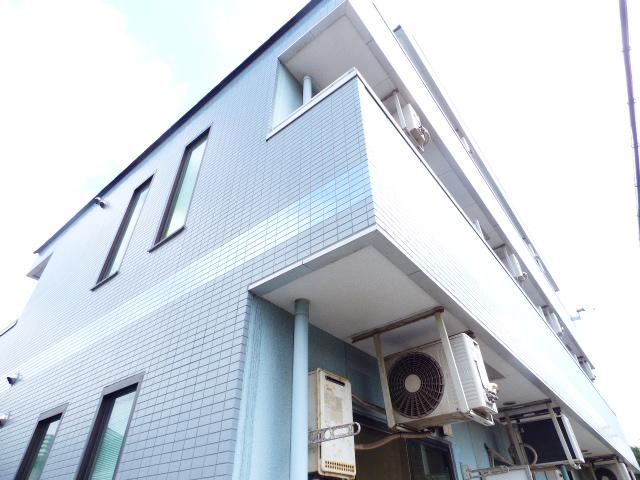 ドミールスズキ津田沼外観写真