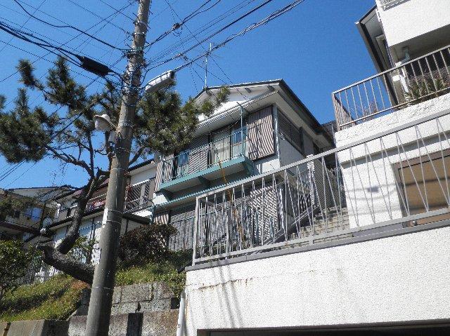 三村アパート外観写真