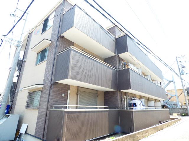 ミリアビタ実籾A外観写真