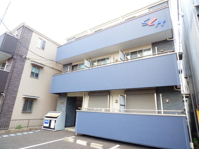 ミリアビタ実籾B外観写真