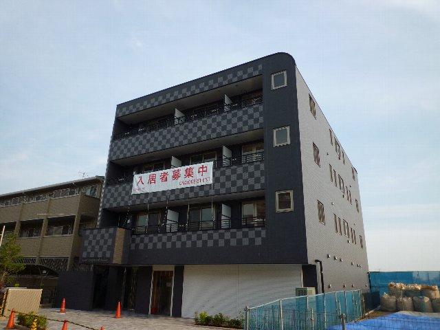スマートガーデン津田沼外観写真