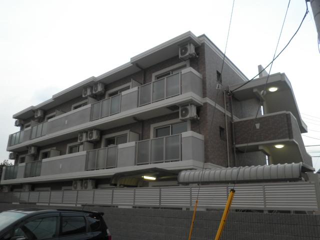 ガレット幕張本郷外観写真