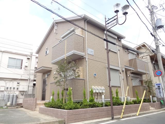 ウィット薬円台外観写真
