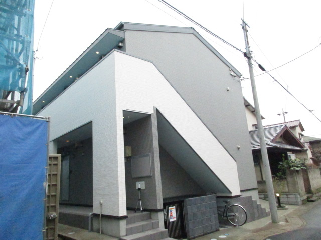 フォレスティ検見川外観写真