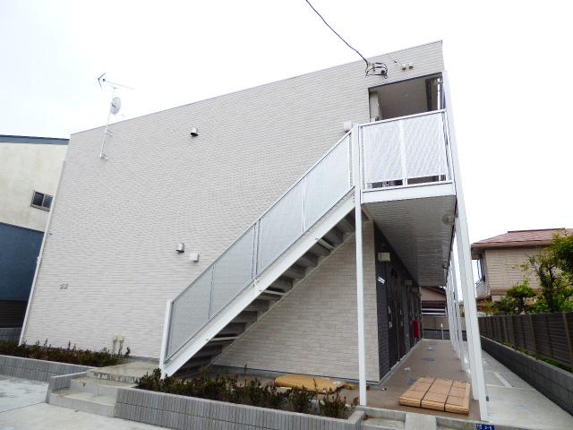 リブリ・OGW 袖ヶ浦外観写真