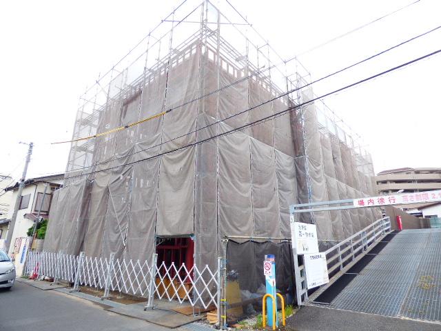 (仮)フローリッシュ津田沼Ⅱ外観写真