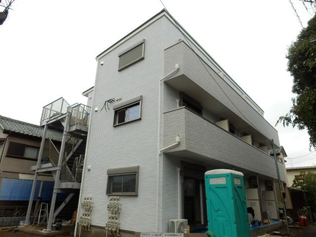 ラボーナ実籾外観写真