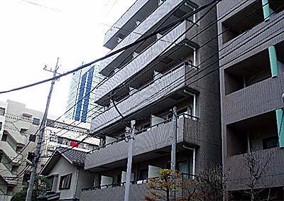 ダイホーステージ武蔵小杉外観写真