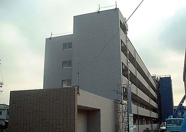 武蔵小杉グリーンコート外観写真