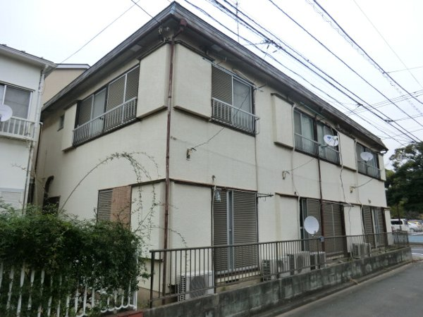 ハイツ横川外観写真