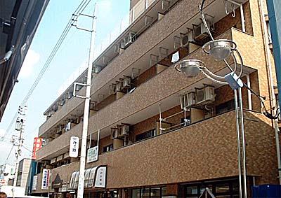 ライオンズマンション武蔵小杉第2外観写真