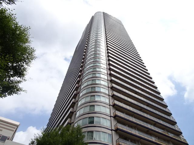 パークシティ武蔵小杉ステーションフォレストタワー外観写真