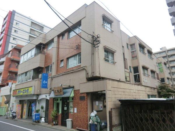 鈴八新丸子ビル外観写真