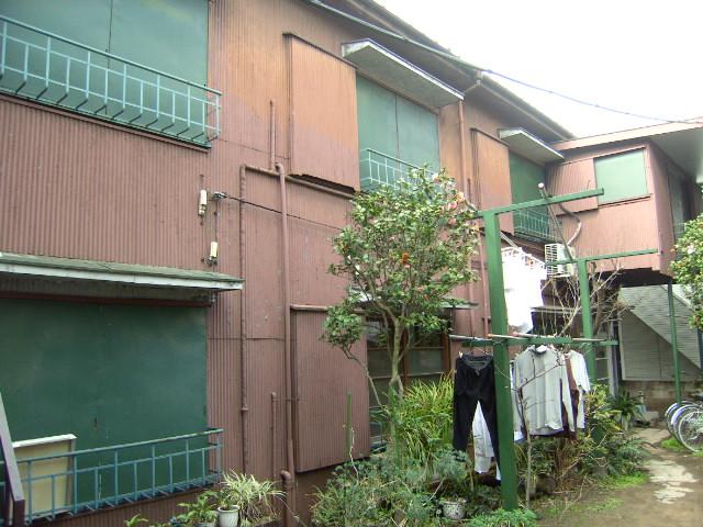 文隆荘外観写真