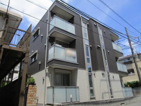 Apartment Ciel外観写真