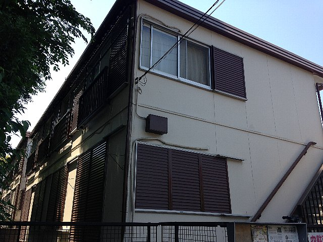 第2ハイツ小川B棟外観写真