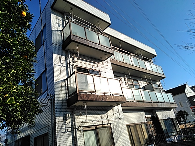 関澤ハイツ外観写真
