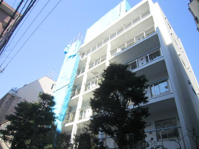 グローブ武蔵小杉外観写真