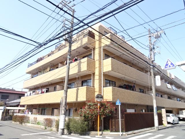 ライオンズマンション武蔵小杉外観写真