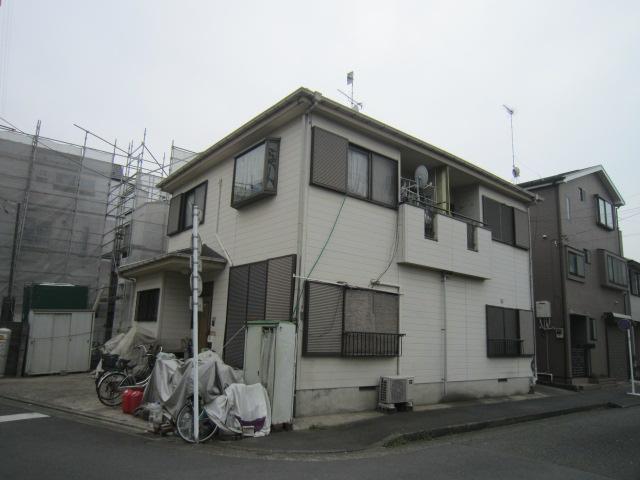 小倉2丁目テラスハウス外観写真