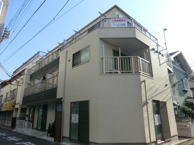 ソネット武蔵新城外観写真