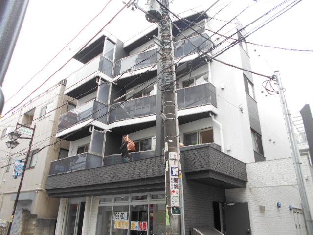 GIRASOLE武蔵新城外観写真