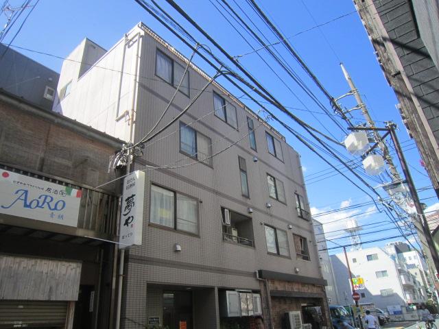 CLEAR HOUSE TANAKA外観写真