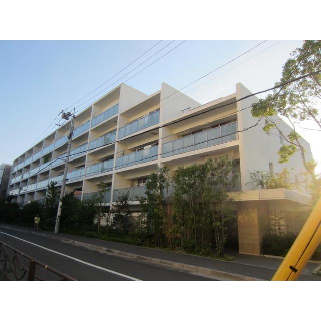 イニシア武蔵新城ハウス外観写真