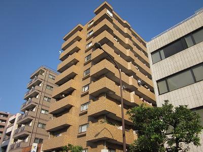 ライオンズマンション東神奈川外観写真