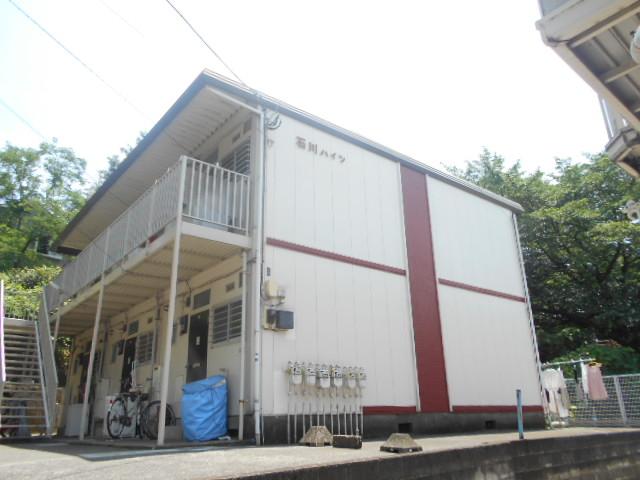 石川ハイツ外観写真