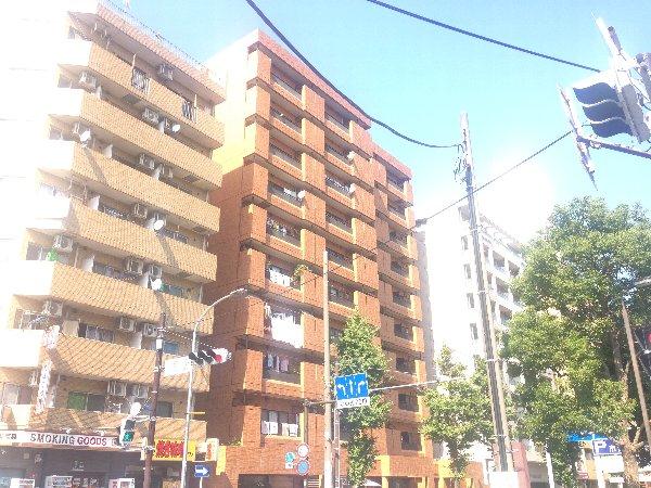 ライオンズプラザ横浜大通り公園外観写真